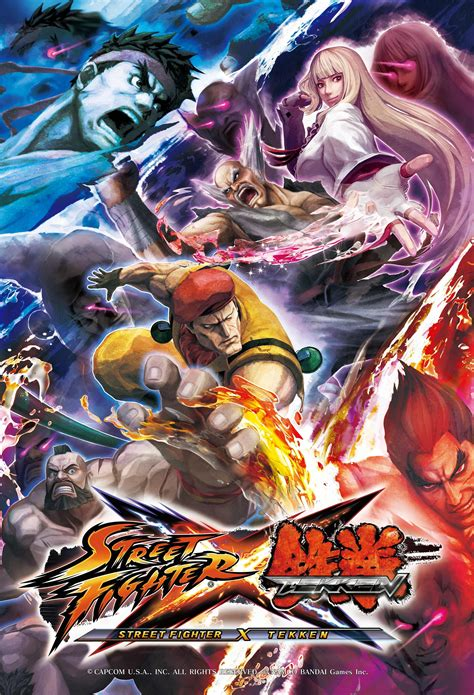 Comprar Street Fighter X Tekken Steam