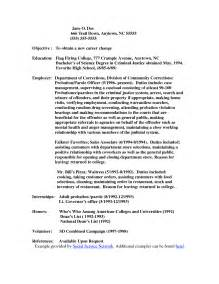 resume objective statements entry level sales police officer resume georgia sales officer lewesmr