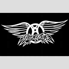 Aerosmith Logo Fancy Unique Birthday Cake