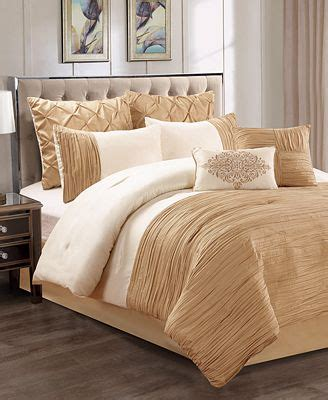 royal 8 pc comforter set created for macy s bed in a