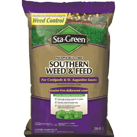 Shop Stagreen 10m Southern Weed And Feed Lawn Fertilizer