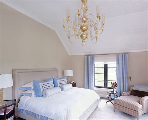 hampton beach house beach style bedroom  york