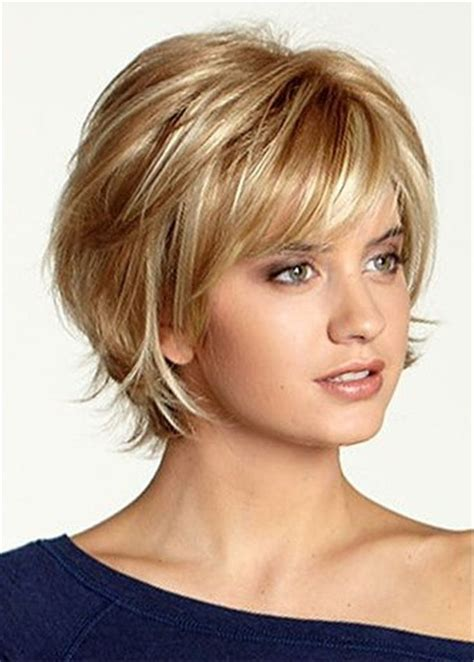 capless synthetic hair wavy 12 inches wigs in 2019 my style short hair with layers