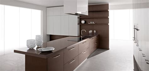 white and brown kitchen cabinets gallery b smith plumbing heating glasgow Modern