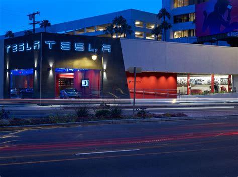 Tesla Opens Powertrain Plant In Palo Alto
