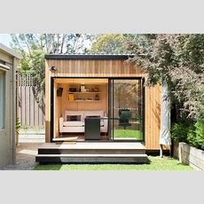 Outbuilding Of The Week An Instant Backyard Room For Work