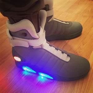17 Best images about Back to the Future Shoes Replica on ...