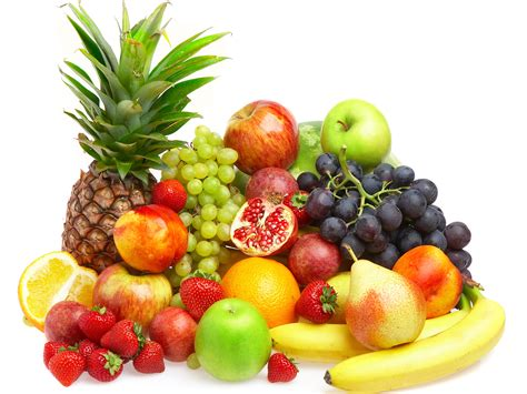 Fresh Fruits  Free Desktop Wallpapers For Widescreen, Hd
