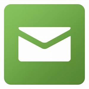 Email Icon | Flat Gradient Social Iconset | limav