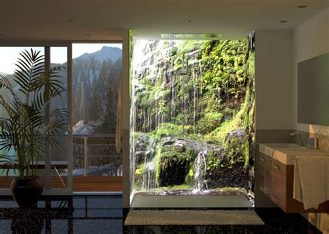 immersive shower murals image wrap