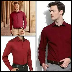 What color of pants should I wear with a red shirt? - Quora