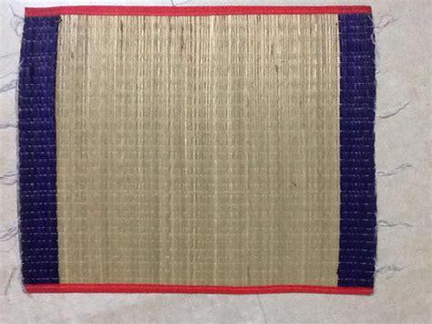 Mat Manufacturers - single person sitting mat manufacturer from tambaram