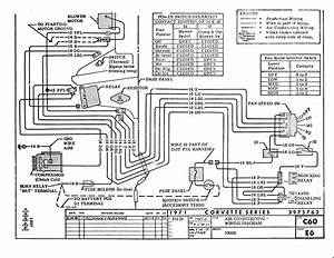 71 Ac Wiring Diagram - Corvetteforum