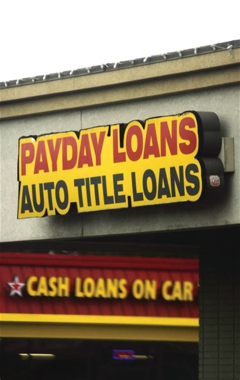 Car Title Loans Arthur by The Price Of Payday Loans Southern Idaho Local News