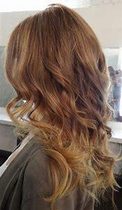 Dark Hair Light Brown to Blonde Ombre