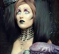 Gruselige Hexe Schminken : halloween schminken schminktipps f r halloween freshideen 1 ~ Frokenaadalensverden.com Haus und Dekorationen