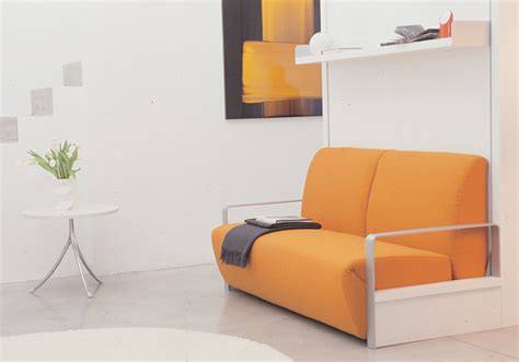 ito sofa wall bed the ito fold away wall bed with adjustable sofa clei