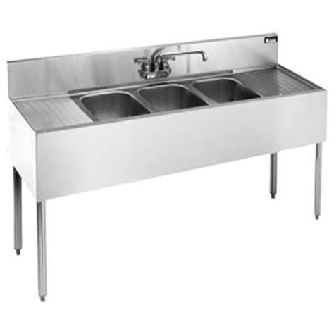 krowne kr  royal   compartment bar sink  bar sinks zescocom