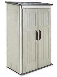 Rubbermaid Slim Jim Storage Shed by Rubbermaid 174 Slim Jim Storage Shed 30 X 25 X 72 Quot Outdoor