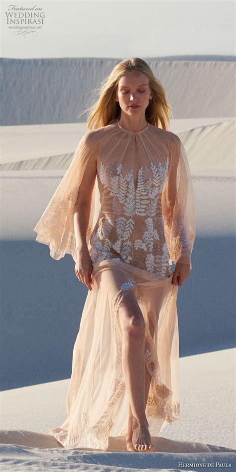 hermione de paula spring  wedding dresses abeonas