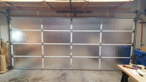 garage door insulation collection insulating garage doors pictures door ideas pictures