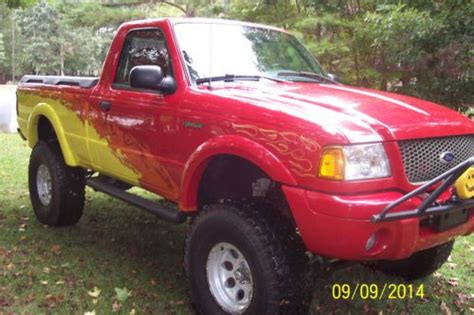 sell   ford ranger  show truck  monroe north