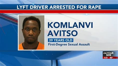 Police Arrest Lyft Driver For Alleged Sexual Assault Of