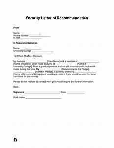letter of recommendation for cheerleading sample sorority letter of recommendation examples mamiihondenk org