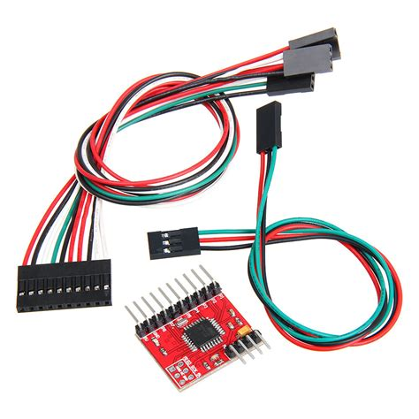 Ppm Encoder Module Translate Pwm Signal With Jumper
