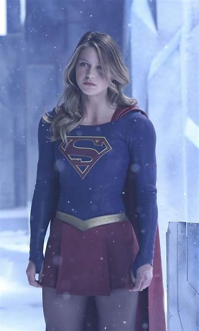 Supergirl Melissa Benoist Kara Wallpapers Season Iphone