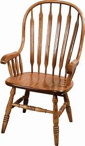 Mississippi Oak Paddle Back Chairs Countryside Amish