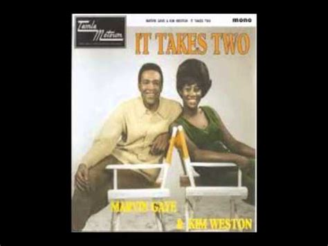 Marvin Gaye & Kim Weston It Takes Two Collaboration Cover By Amanda & Foxy Youtube