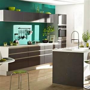 couleur peinture cuisine 10 idees couleurs pour cuisine With choix des couleurs de peinture 18 cuisine quel carrelage mural choisir