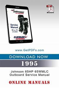 1995 Johnson 65hp 65wmlc Outboard Service Manual