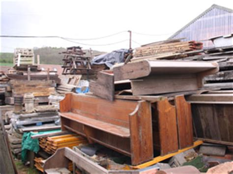 Timber Reclamation  Architectural Salvage
