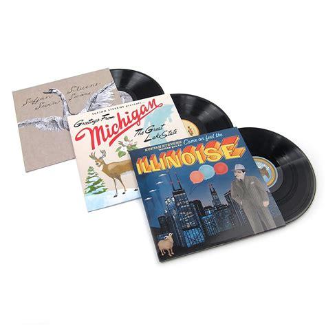 Sufjan Stevens - Sufjan Stevens: 2003-05 Vinyl LP Album ...
