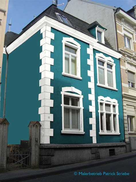 Fassade Gestalten by Moderne Fassadengestaltung Digitale Farbgestaltung Der