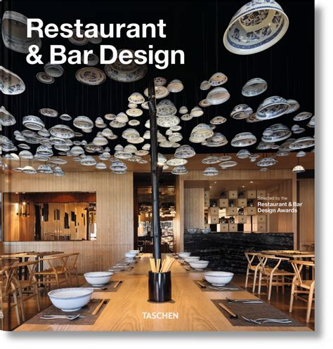cuisine bar restaurant bar design taschen books