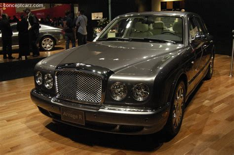 bentley arnage  history pictures  auction