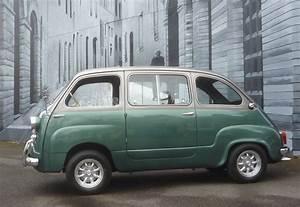 Curbside Classic  1959 Fiat 600 Mutlipla  U2013 The Original