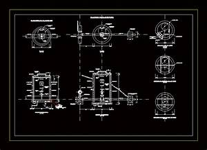 Air Valve In Autocad