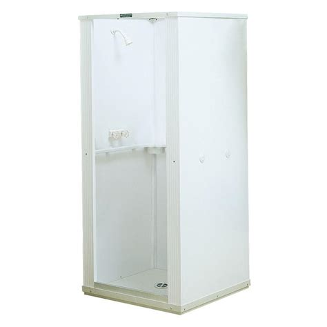 bathroom inserts home depot durastall 32 in x 32 in x 75 in shower stall with