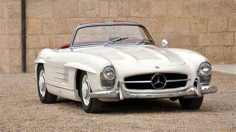 Mercedesbenz 300 Sl Wallpapers Images Photos Pictures