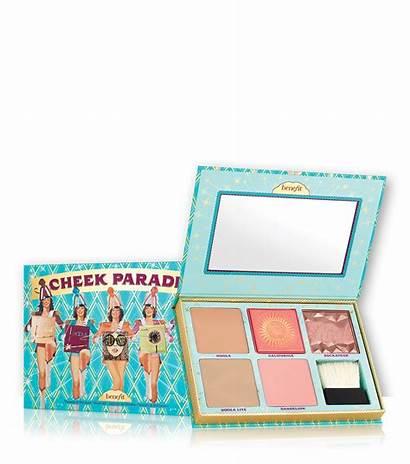 Cheek Palette Blush Parade Bronzer Benefit Cosmetics