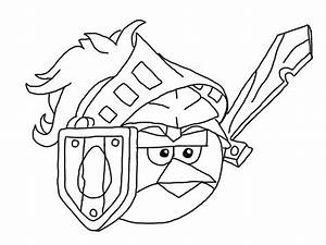 Angry birds epic coloring page :-) | My Free Coloring ...