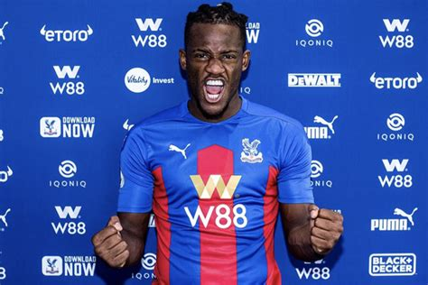 Michy Batshuayi 'feels at home' at Crystal Palace amid new ...