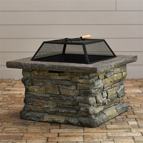 We did not find results for: Laurel Foundry Modern Farmhouse Colton Concrete Wood Burning Fire pit & Reviews | Wayfair