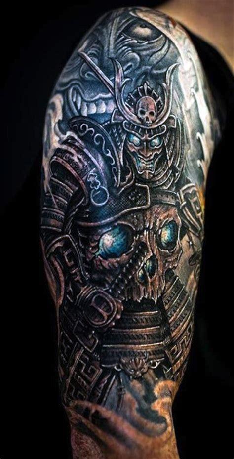 samurai tattoo designs  men noble japanese warriors
