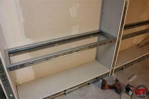 Rail Placo Brico Depot : brico r aliser une biblioth que en placo sur mesure ~ Dailycaller-alerts.com Idées de Décoration