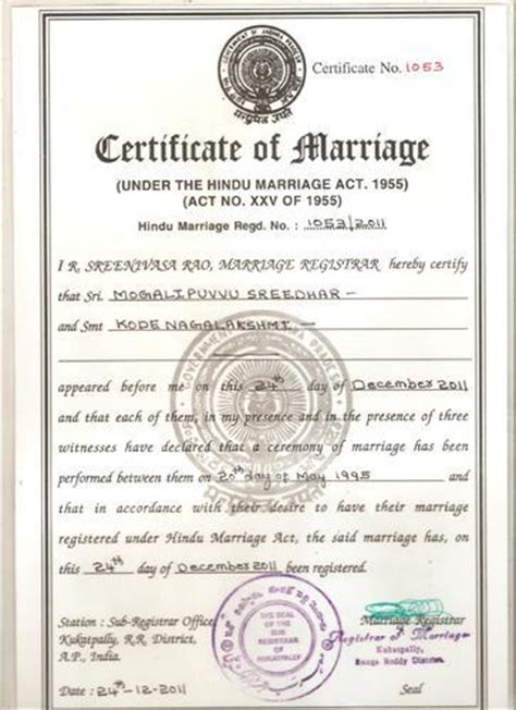 embassy legalization services marriage certificate